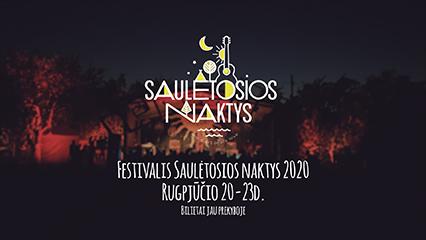 SAULĖTOSIOS NAKTYS